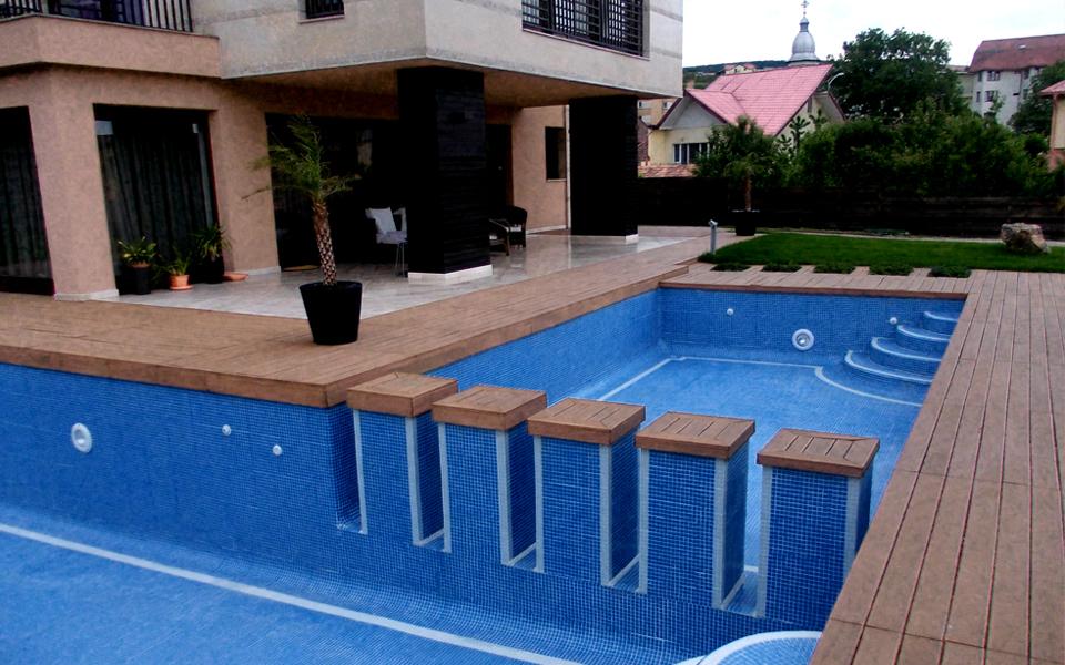 Piscina piscine la comanda constructie for Constructie piscine